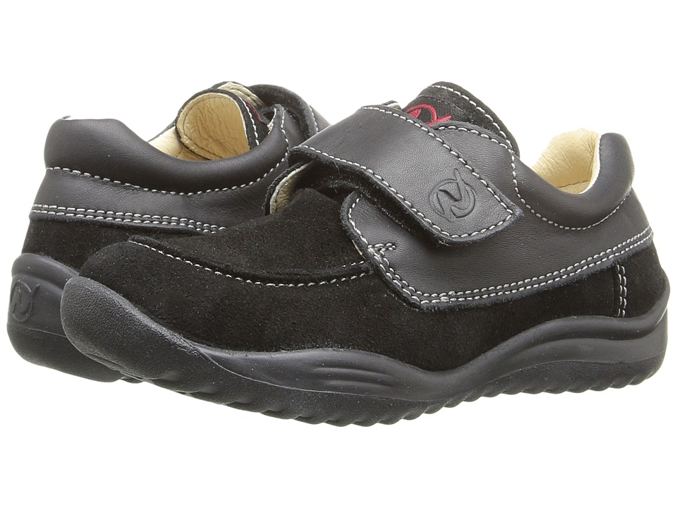 Naturino - Nat. 4226 AW16 (Toddler/Little Kid/Big Kid) (Black) Boys Shoes