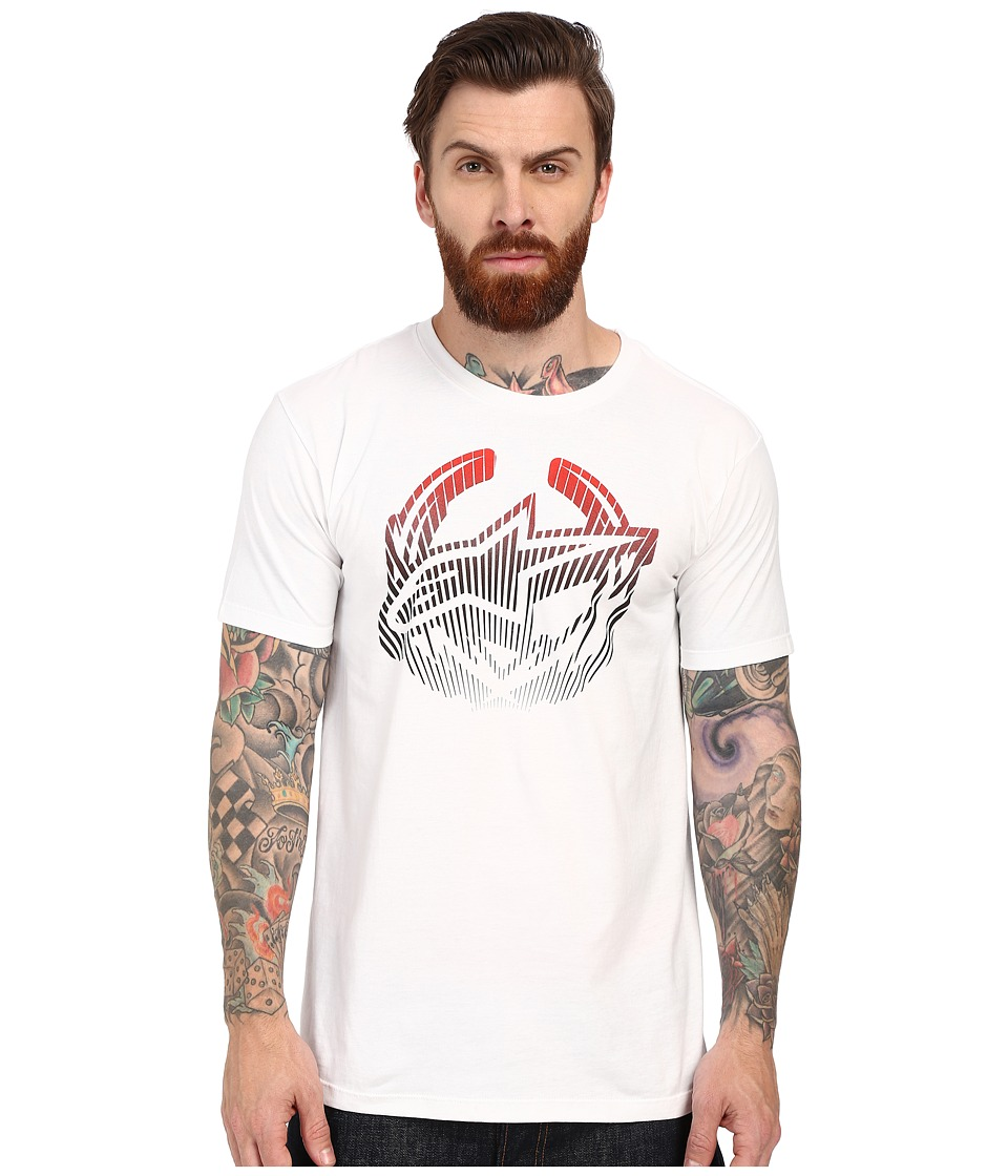 Alpinestars - Departure Tee (White) Men's T Shirt