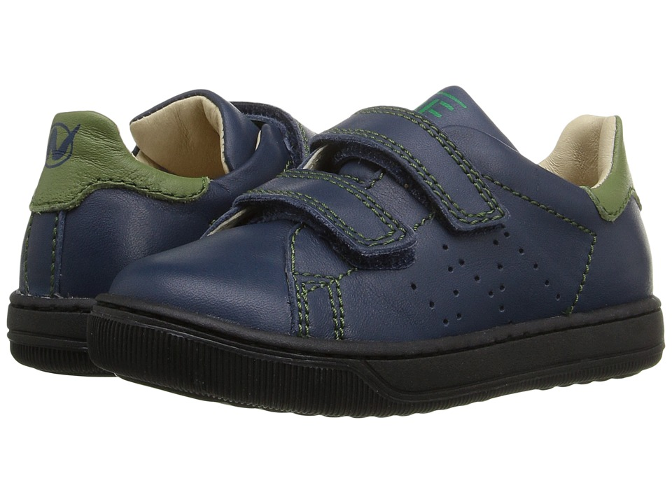 Naturino - Nat. Lenny VL AW16 (Toddler/Little Kid/Big Kid) (Navy) Boys Shoes