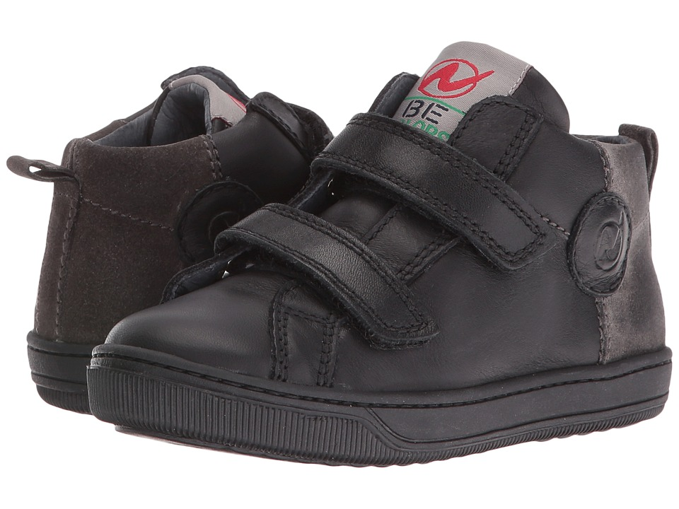Naturino - Nat. Play AW16 (Toddler/Little Kid/Big Kid) (Black) Boys Shoes