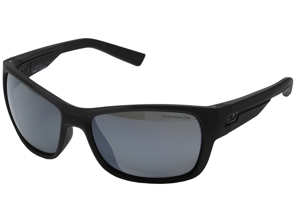 Julbo Eyewear - Drift (Matte Black/Black with Polarized 3 Lens) Sport Sunglasses