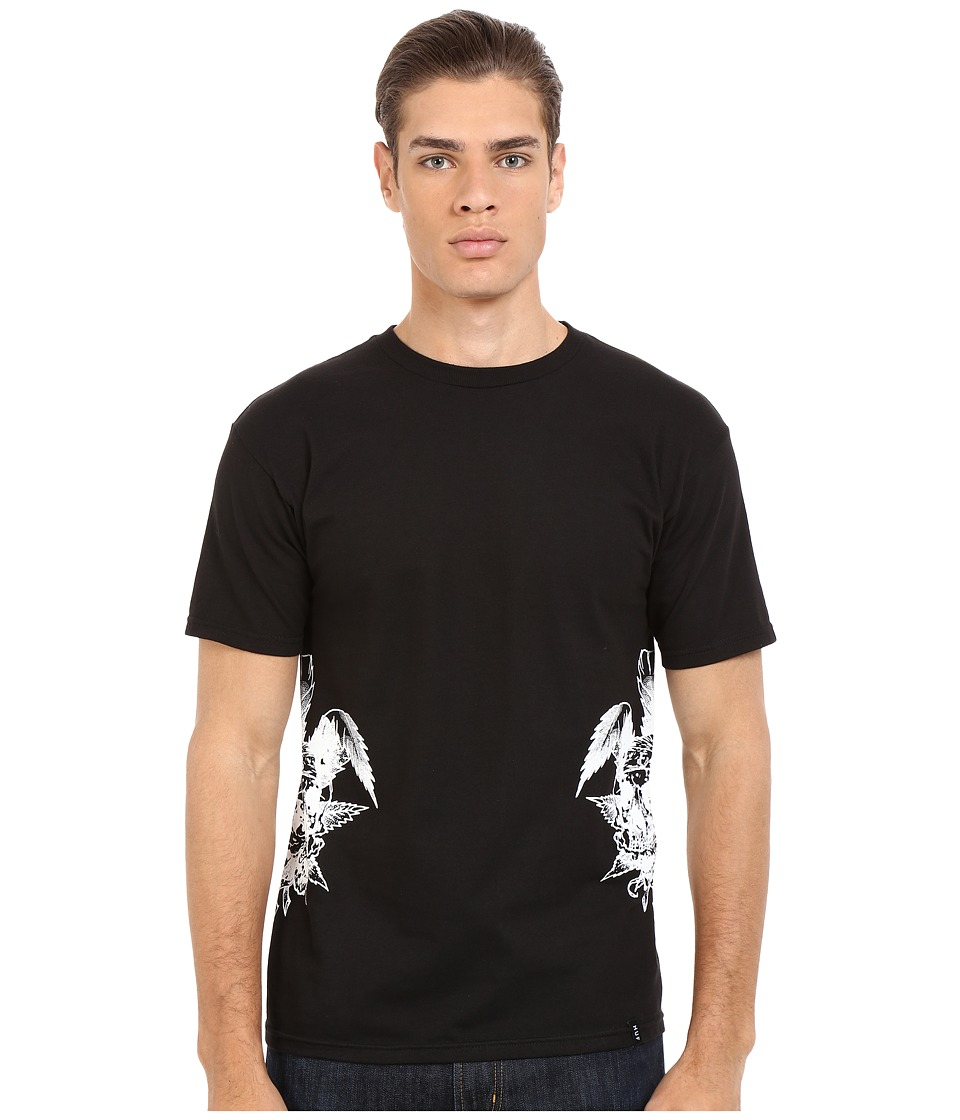 HUF - Sewer Tee (Black) Men's T Shirt