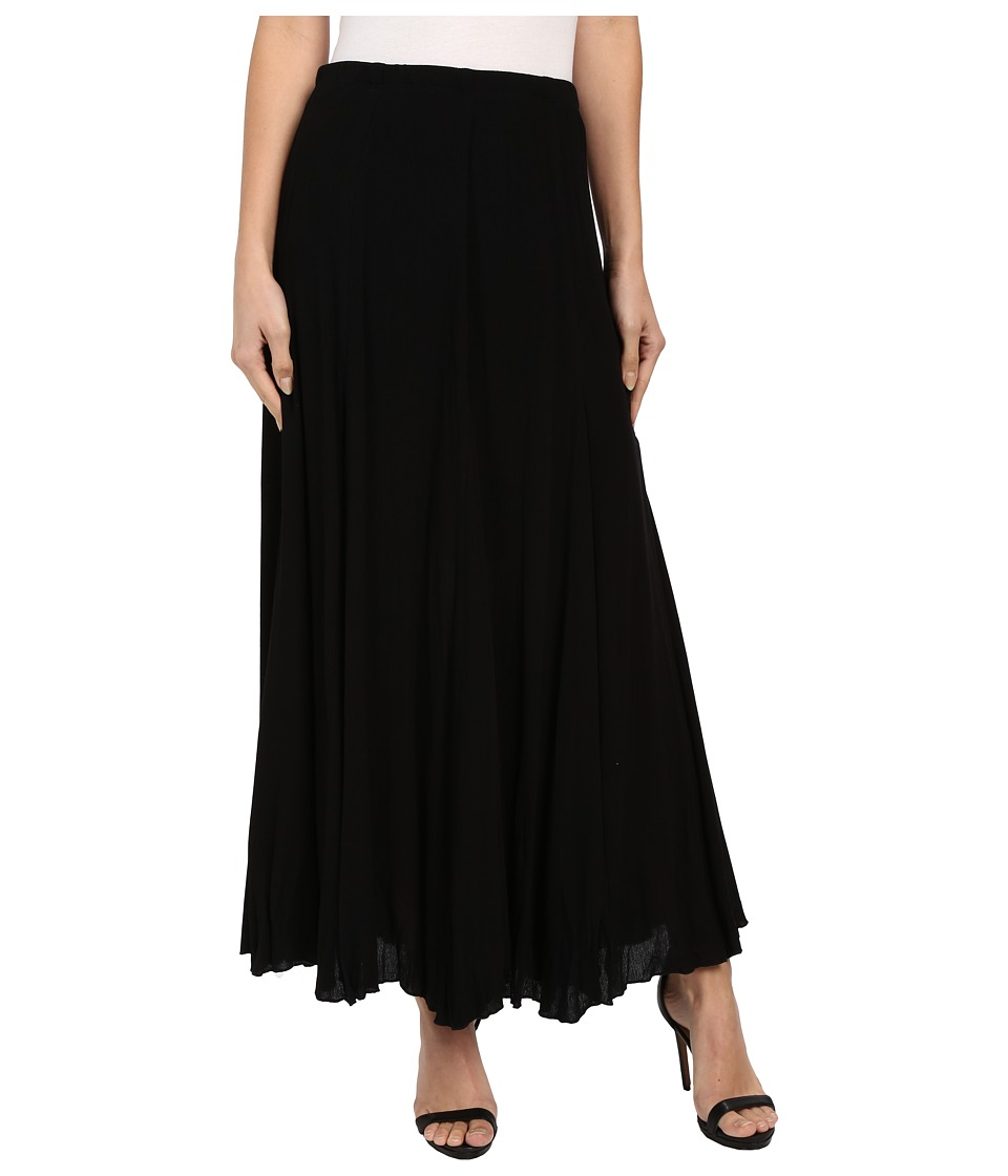 Karen Kane - Maxi Skirt (Black) Women's Skirt