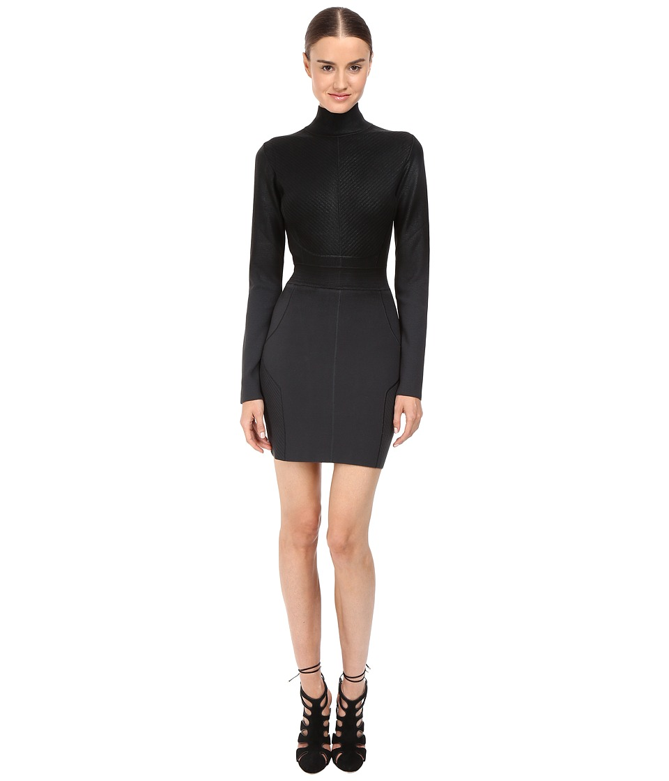 Just Cavalli - Degrade Knit Bodycon Dress (Bungee Cord) Women's Dress