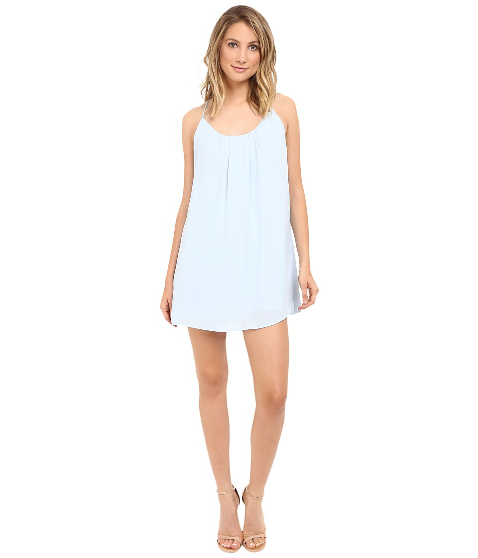 Lucy Love - Take Me To Dinner Dress (Serenity Blue) Women's Dress