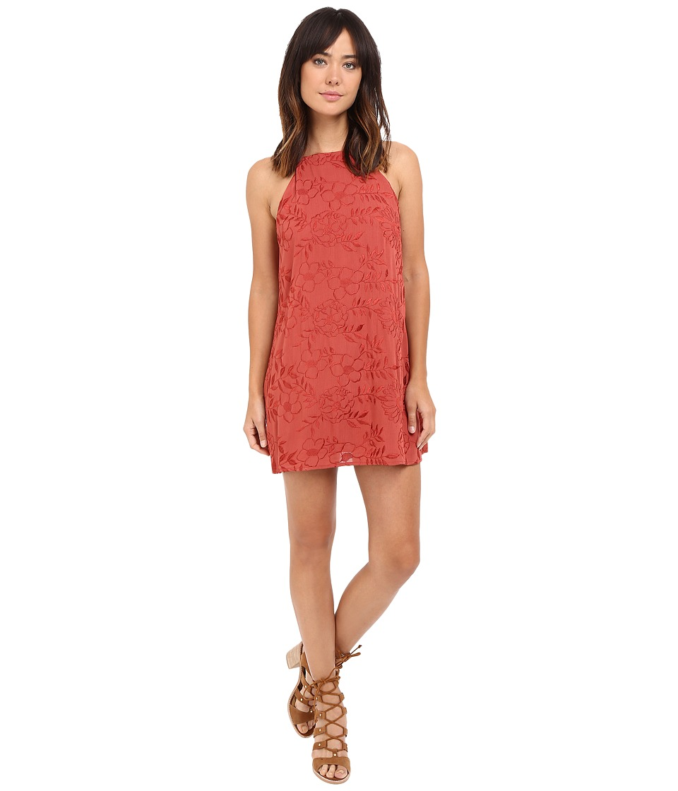 Lucy Love - Sophia Dress (Sangria) Women's Dress