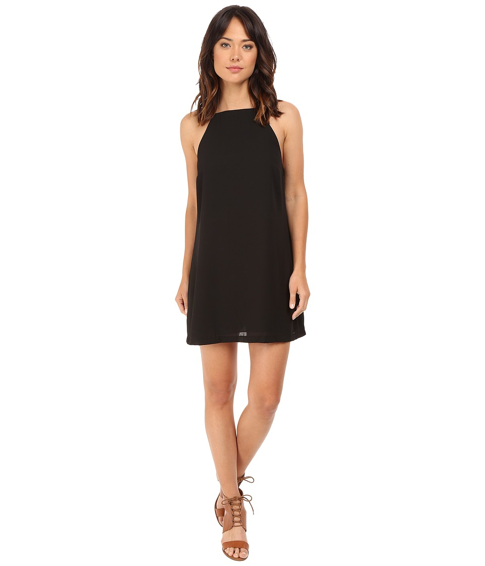 Lucy Love - Sophia Dress (Black) Women's Dress