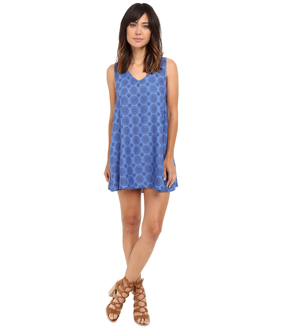 Lucy Love Tie Side Dress (Sundial) Women