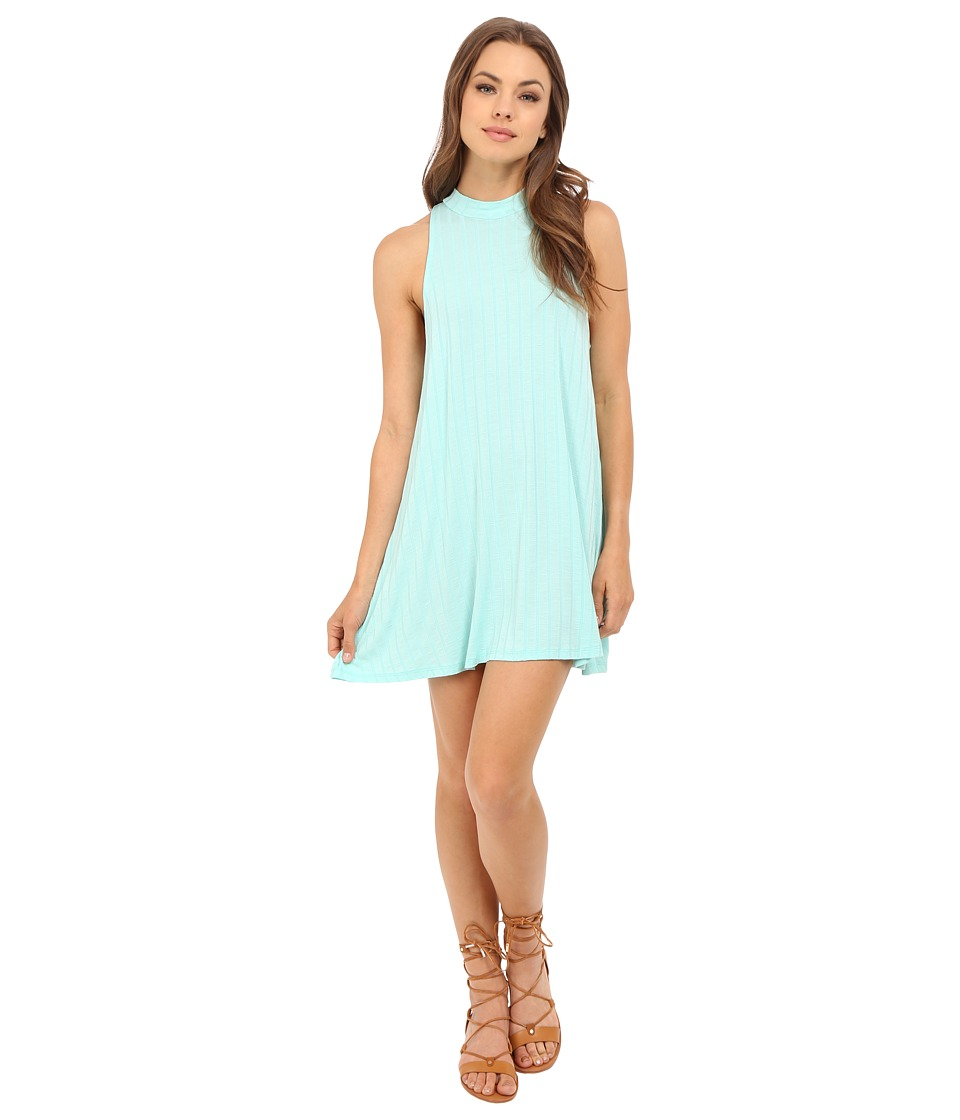 Lucy Love Zaria Swing Dress (Mojito) Women