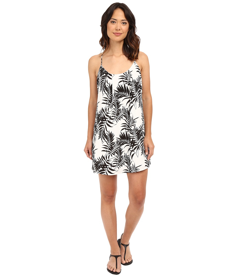 Lucy Love - Take-Me-To-Dinner Dress (Palm Leaf) Women's Dress
