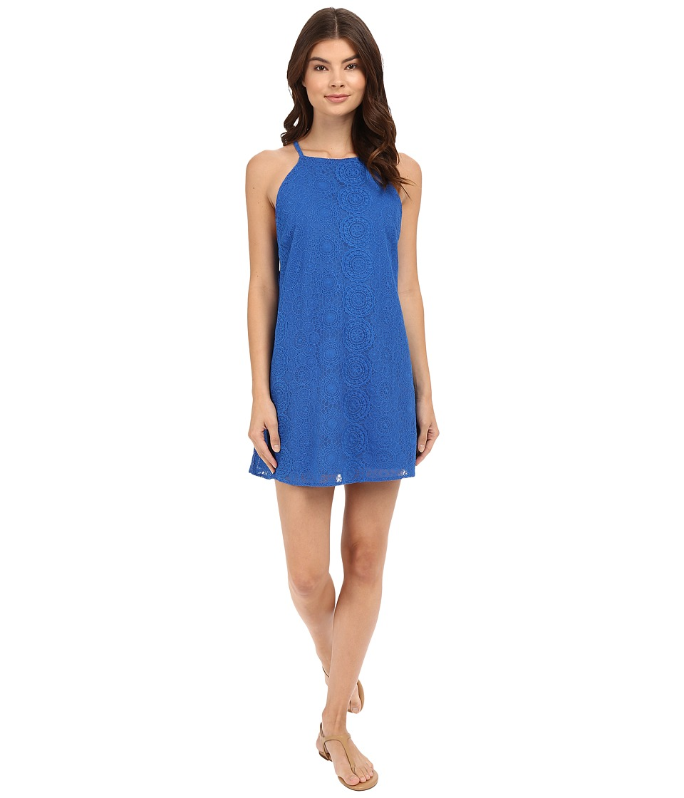 Lucy Love Sophia Dress (Bondi Blue) Women