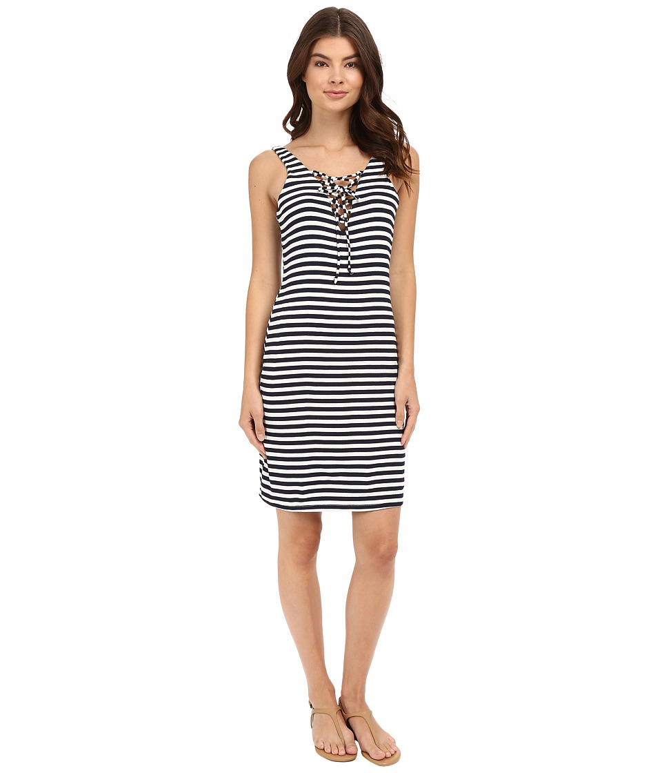 Lucy Love - French Riviera Dress (Riviera Stripe) Women's Dress
