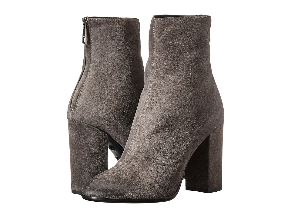 Just Cavalli Burnished Toe High Heel Bootie (Litium) Women