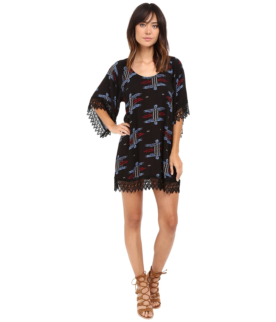 Lucy Love - In-Heaven Tunic (Tulum) Women's Blouse