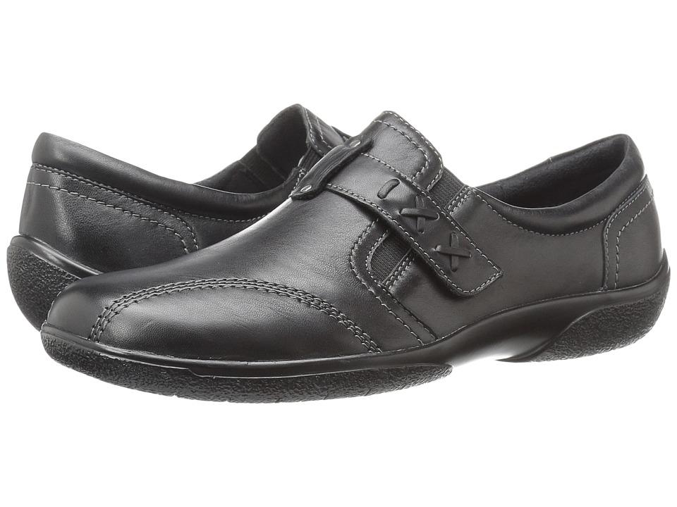 Walking Cradles - Art (Black Leather) Women's Shoes