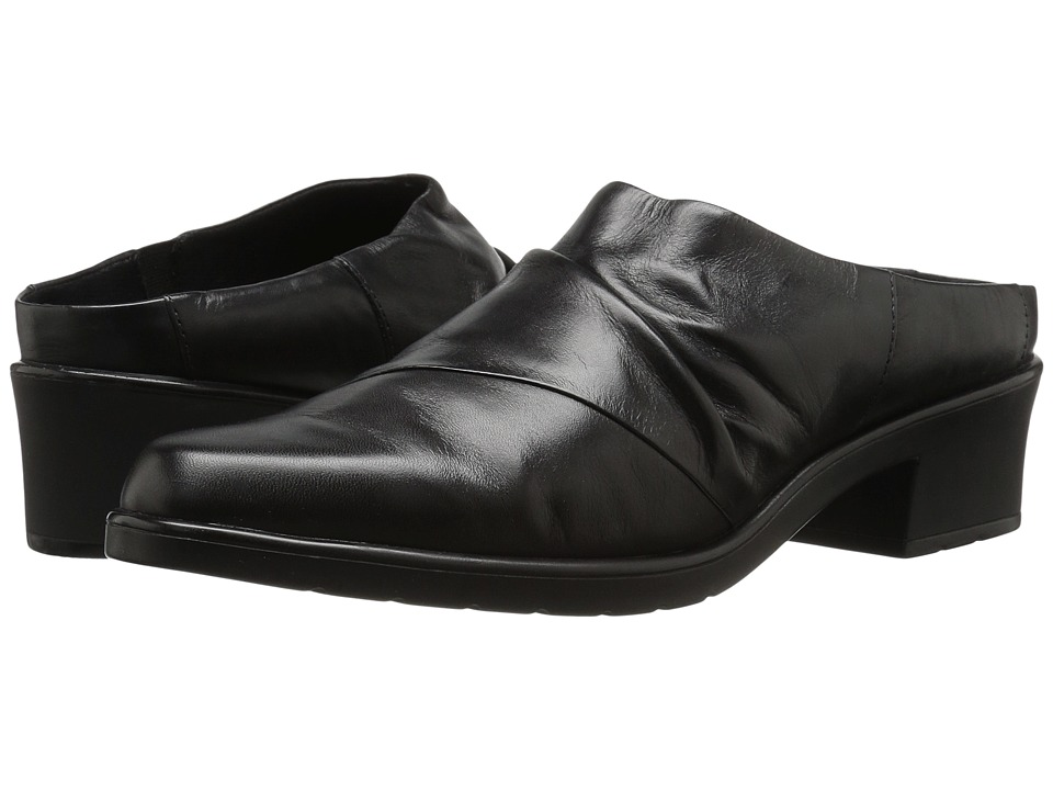 Walking Cradles - Cato (Black Softee) Women's Shoes