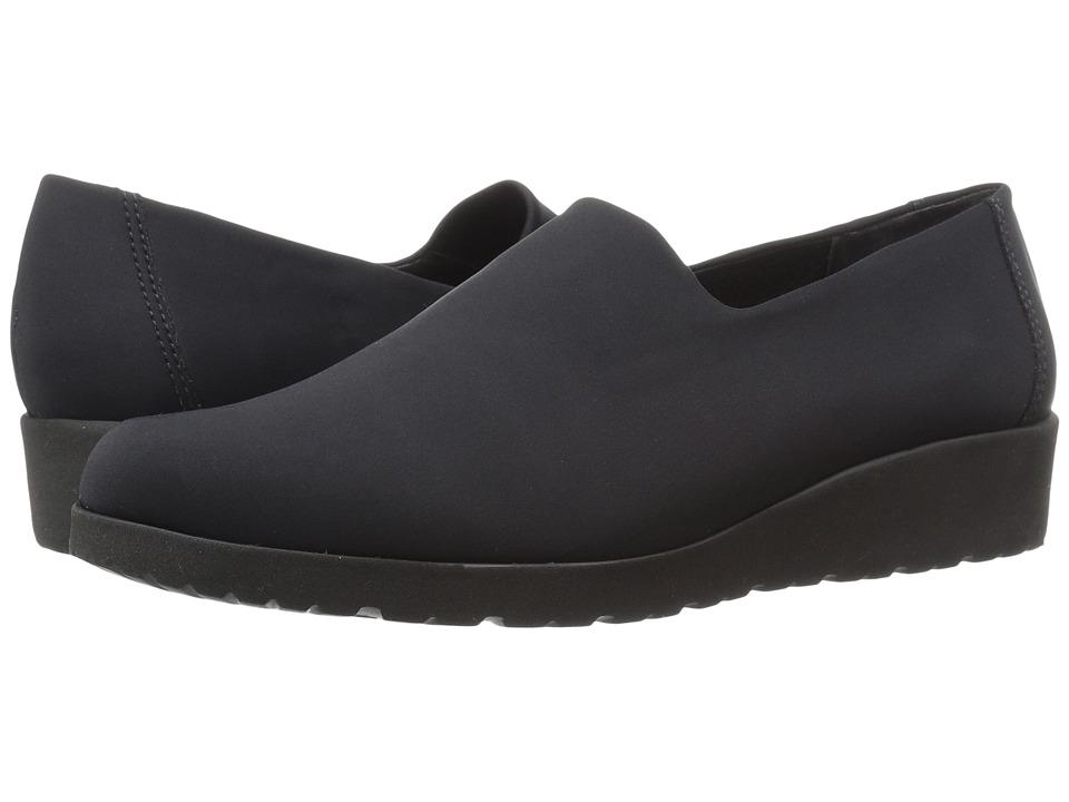 Walking Cradles - Fern (Black Stretch) Women's Shoes