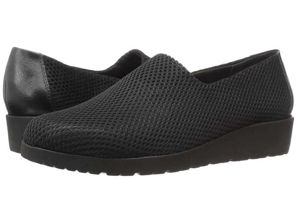 Walking Cradles - Fern (Black Mesh) Women's Shoes