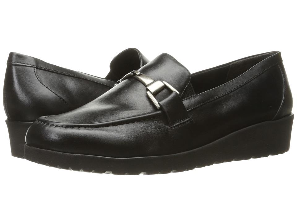 Walking Cradles Flounce (Black Cashmere) Women