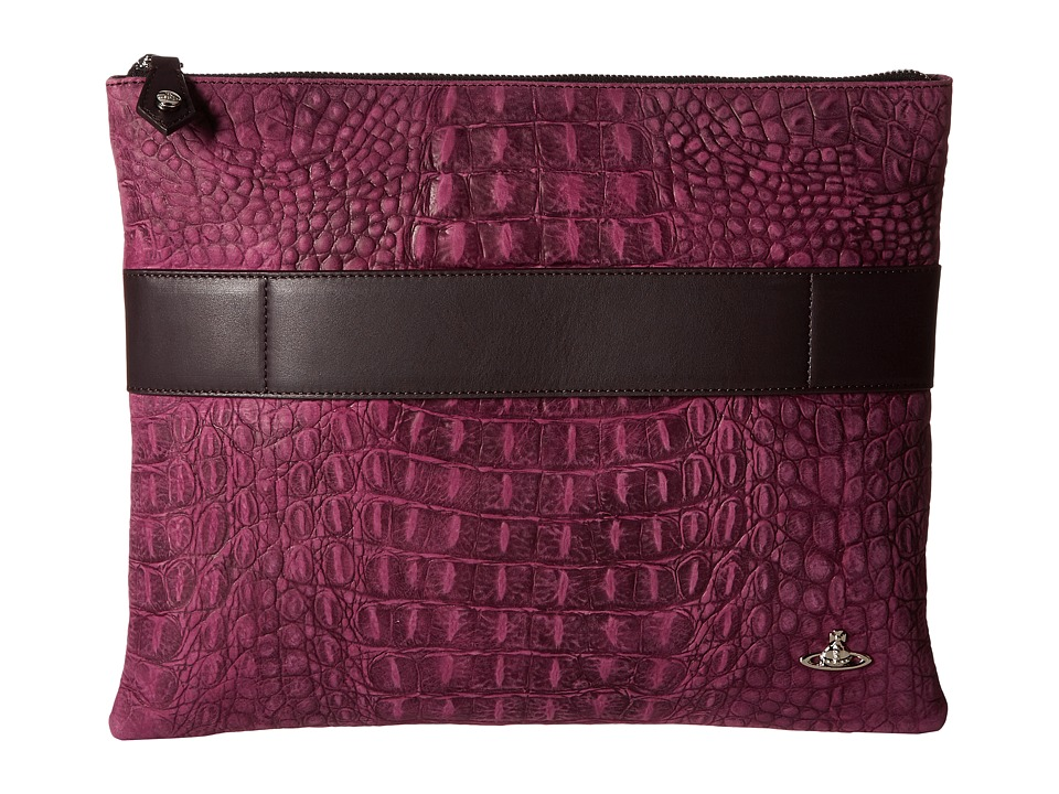 Vivienne Westwood - Amazon Pouch (Purple) Travel Pouch