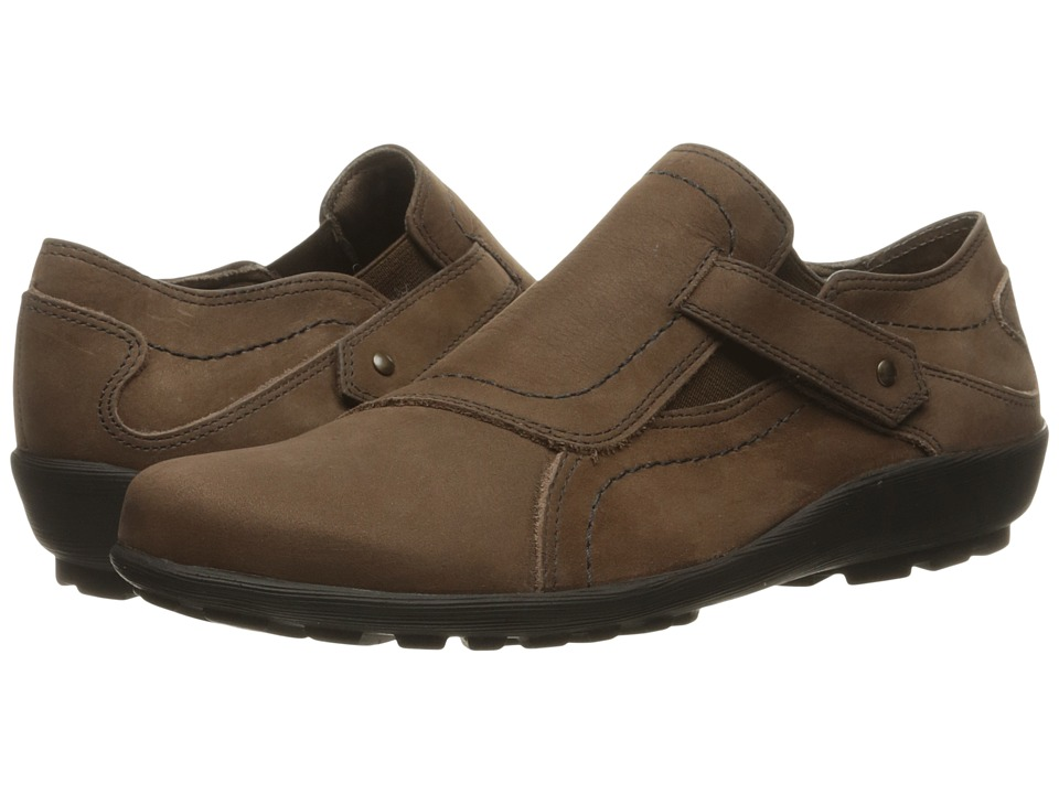 Walking Cradles - Hardy (Earth Roughout) Women's Shoes