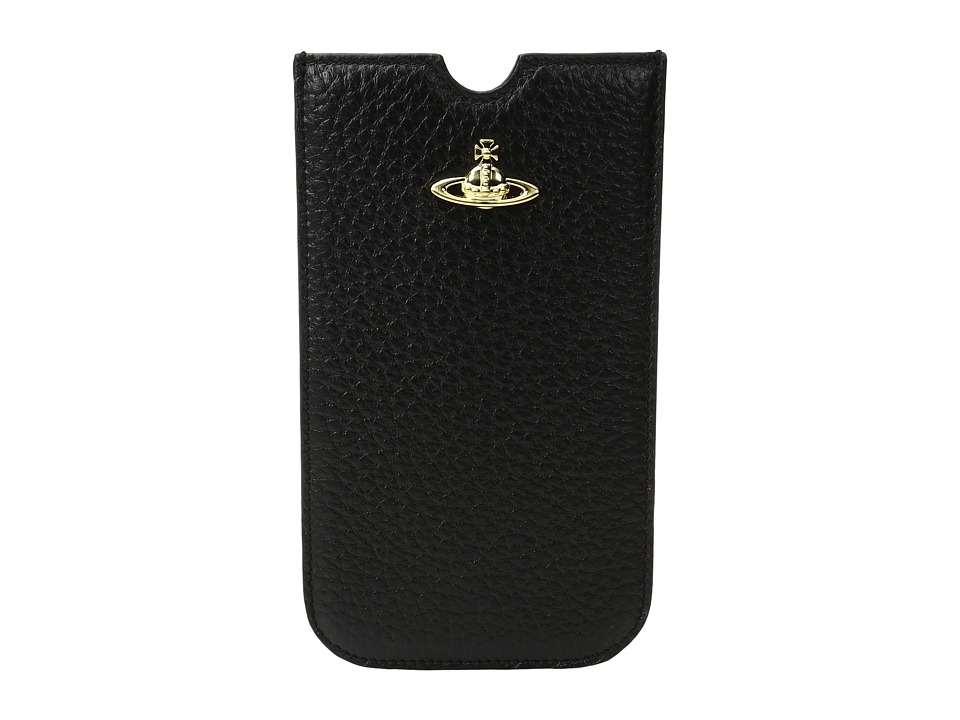 Vivienne Westwood - Kensington Phone Case (Black) Cell Phone Case