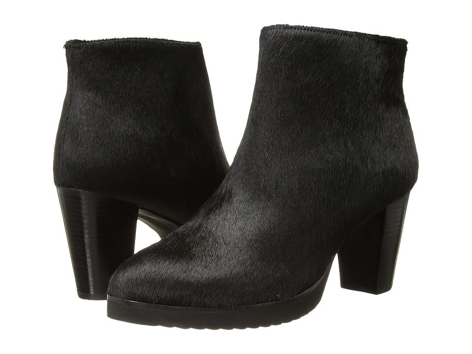 Walking Cradles - Tenacious (Black Haircalf) Women's Shoes