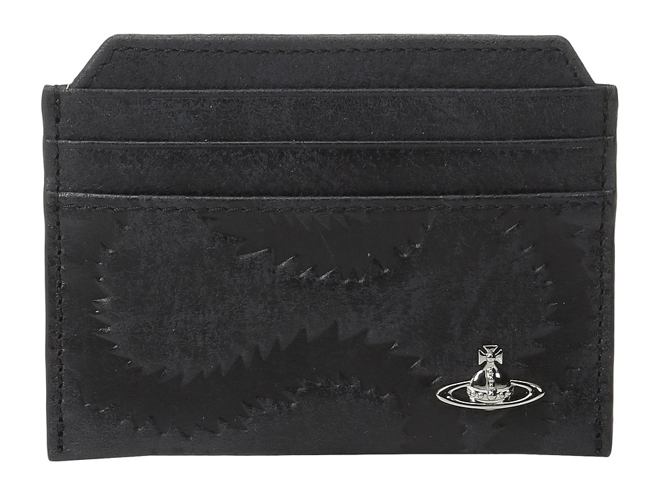 Vivienne Westwood - Belfast Small Card Holder (Black) Credit card Wallet