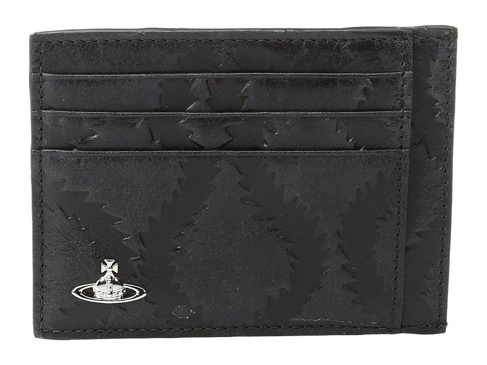 Vivienne Westwood - Belfast Card Holder (Black) Credit card Wallet