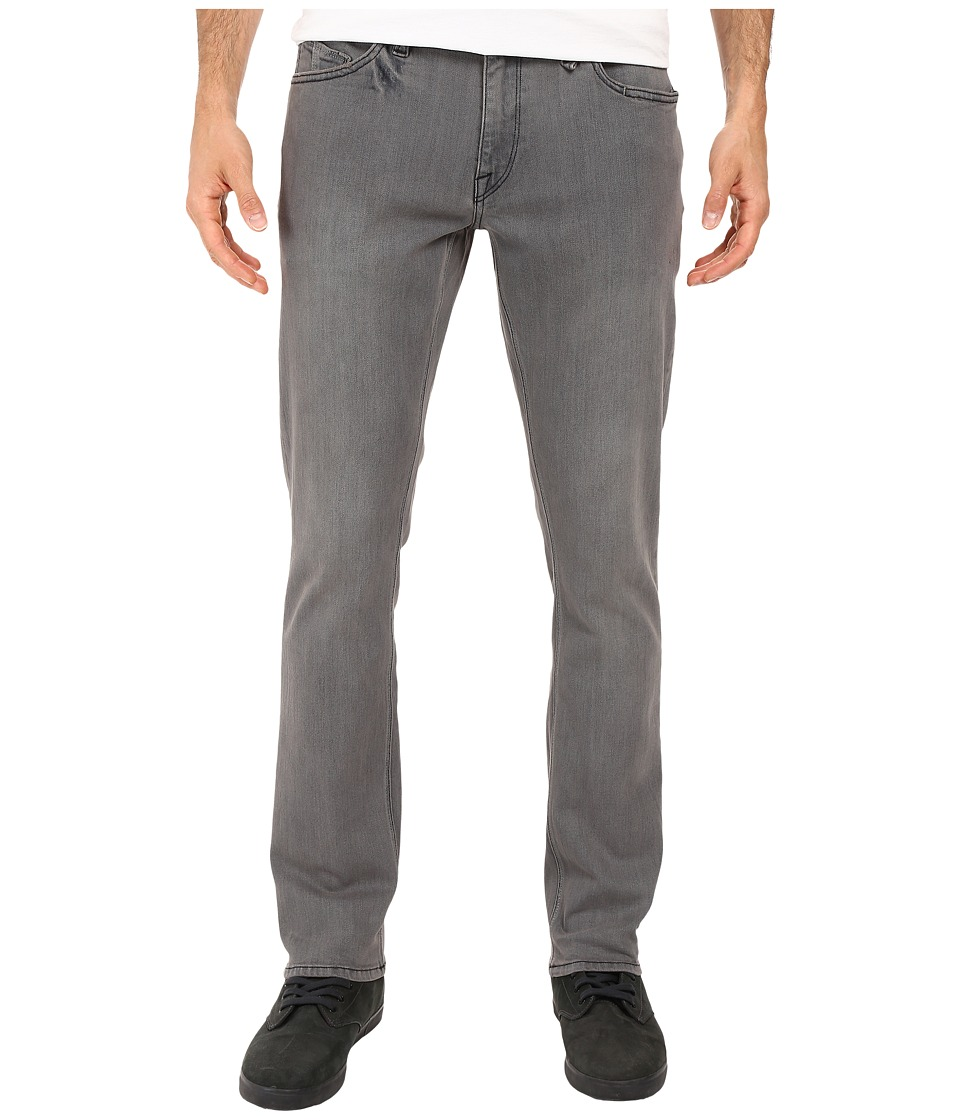 Volcom - Vorta Denim (Iron Grey) Men's Jeans