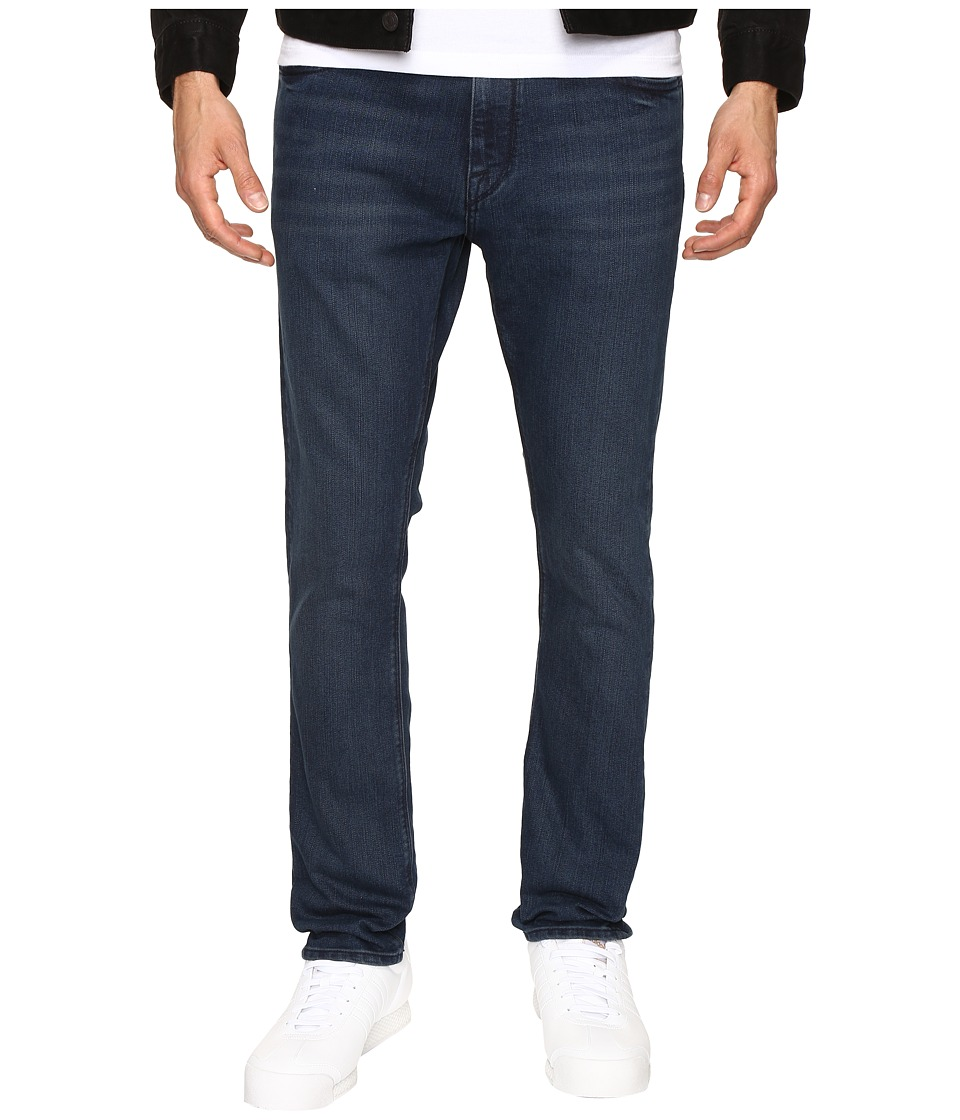 Volcom - 2X4 Skinny Fit Denim (Harbor Blue) Men's Jeans