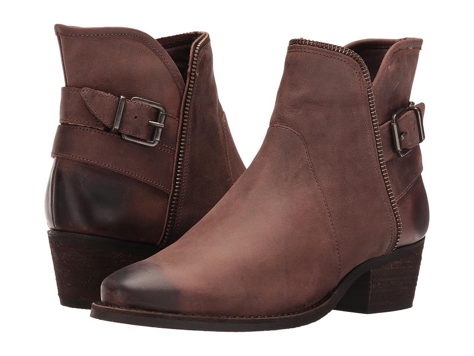 Walking Cradles Gaston (Brown Distressed Leather) Women