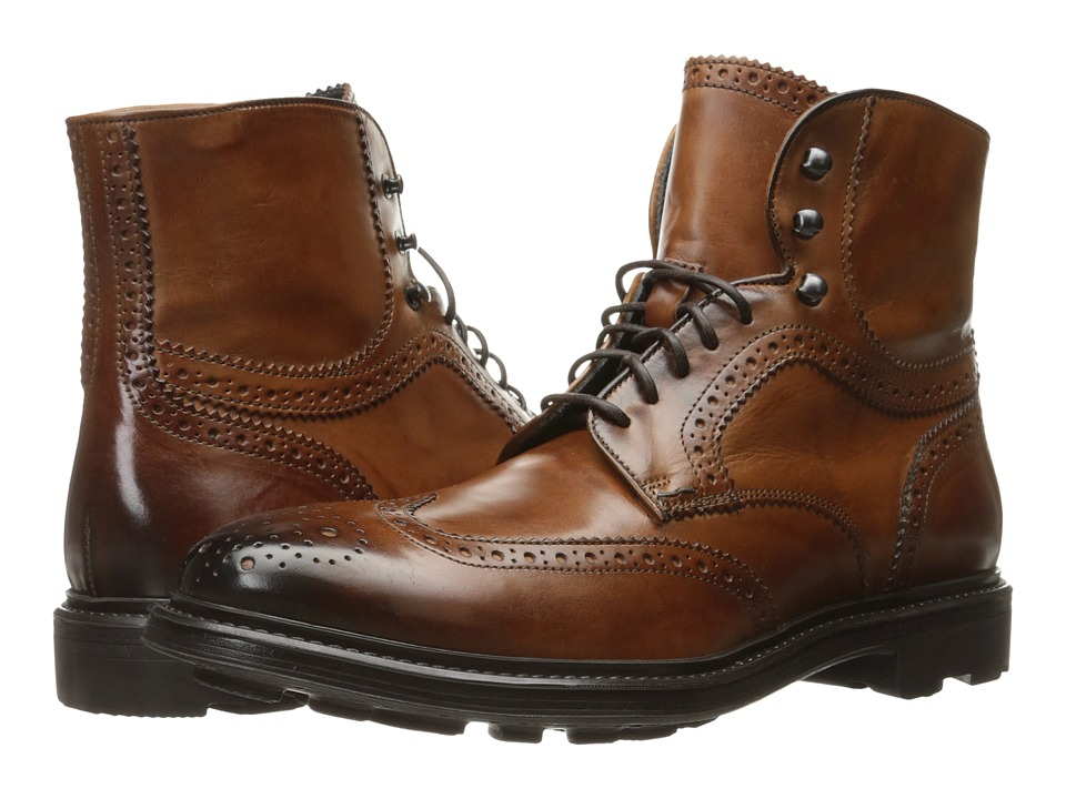 To Boot New York - Hobson (Cognac) Men's Shoes