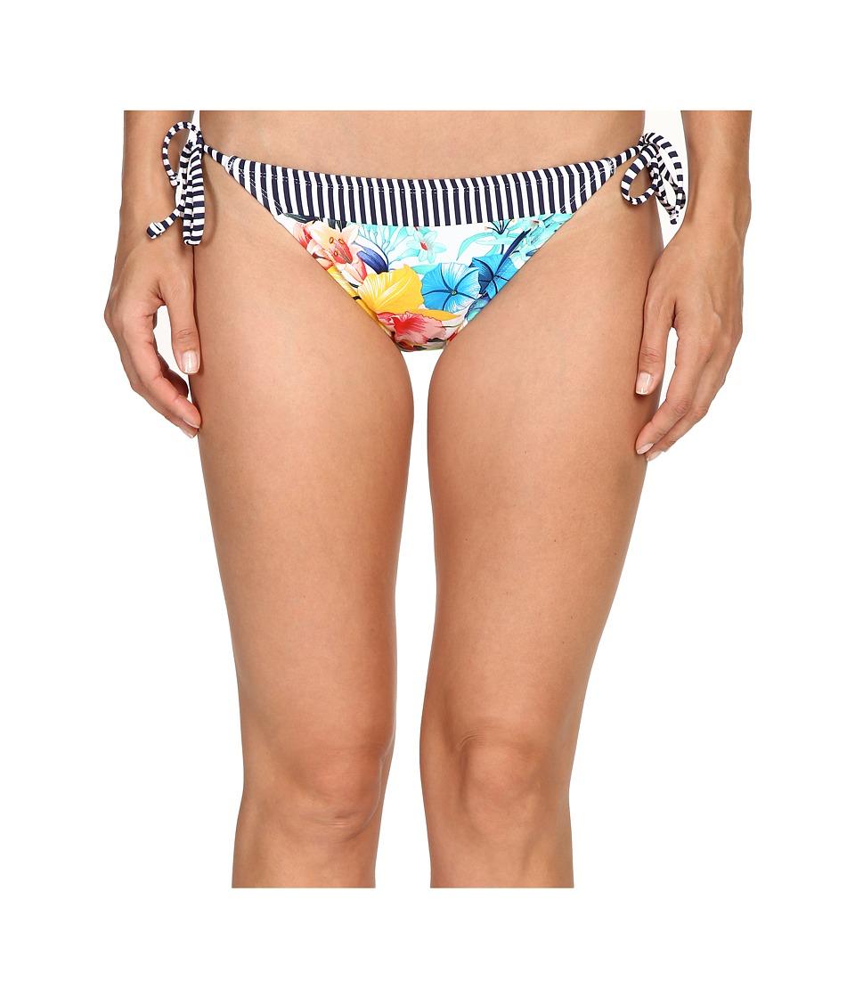 Tommy Bahama - Fleur de Lite String Bikini Bottom (Multicolor) Women's Swimwear