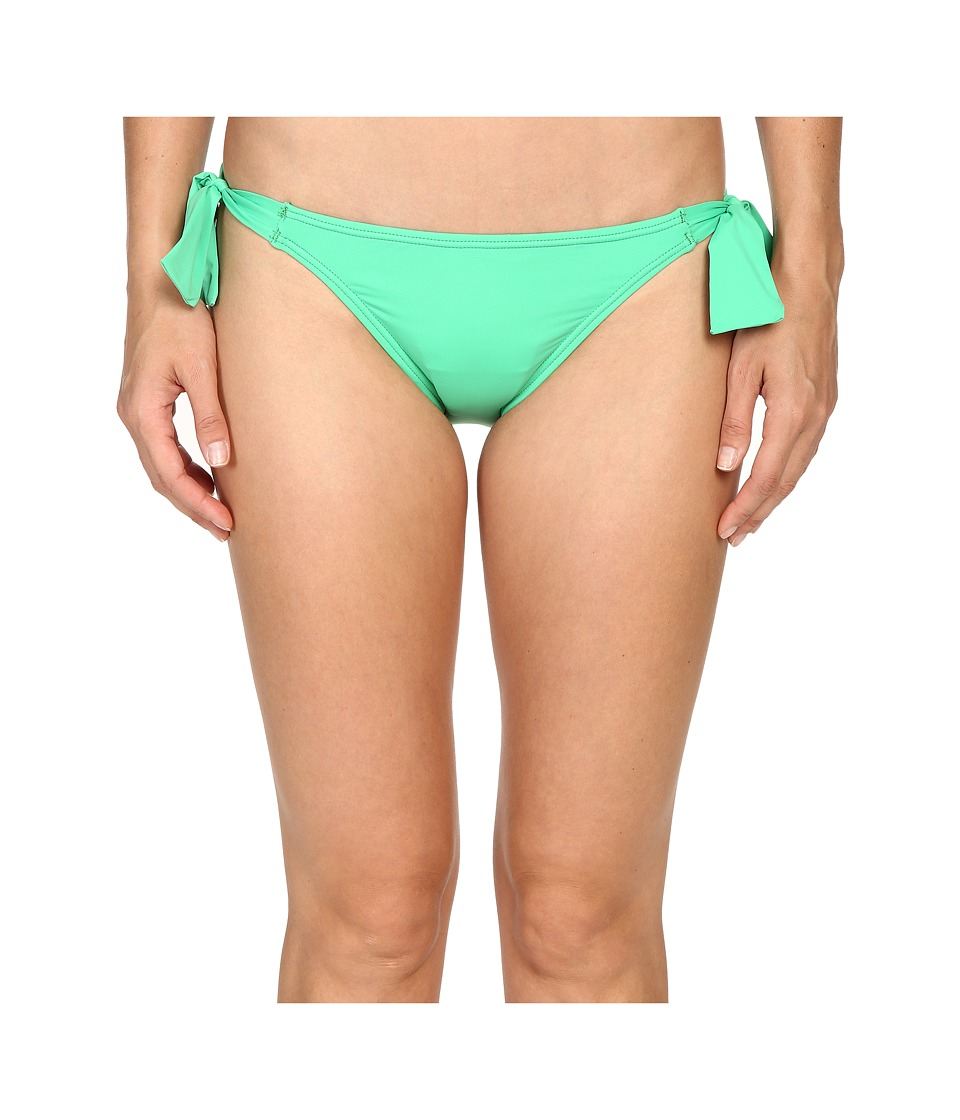 Tommy Bahama - Pearl Side-Tie Hipster Bikini Bottom (Clearwater Green) Women's Swimwear