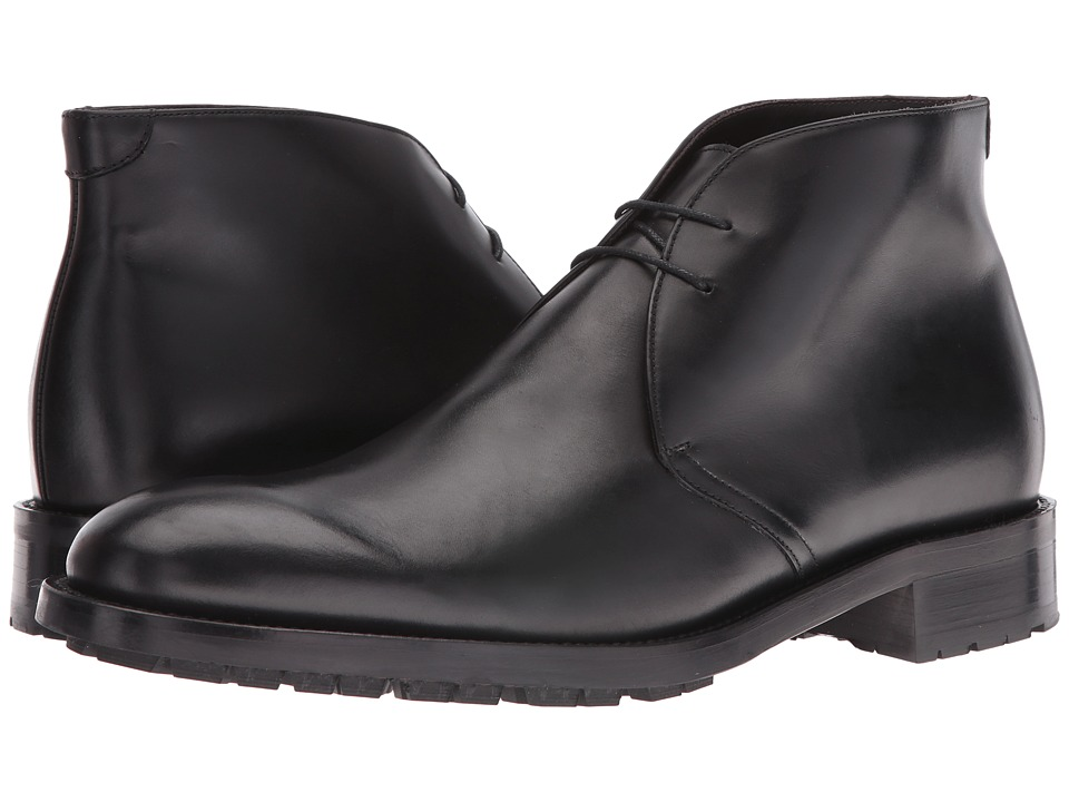 To Boot New York - Francisco (Black) Men's Shoes