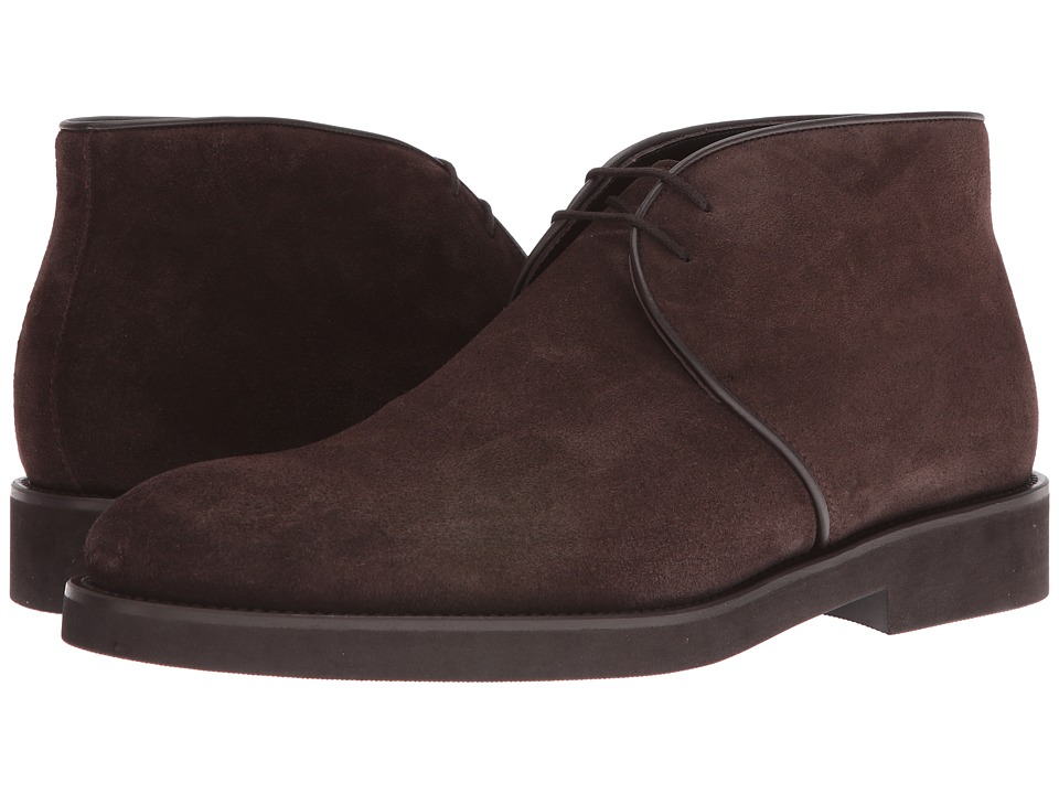 To Boot New York - Curry (Brown Suede) Men's Shoes