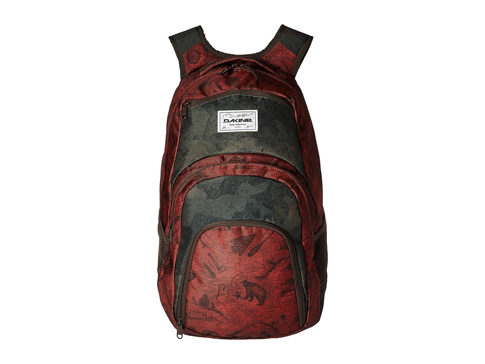 Dakine - Campus Backpack 33L (Northwoods) Backpack Bags