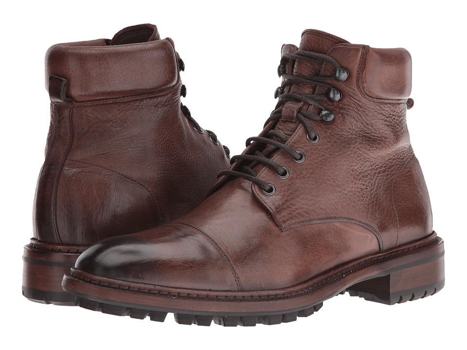 To Boot New York - Gunner (Brown) Men's Shoes