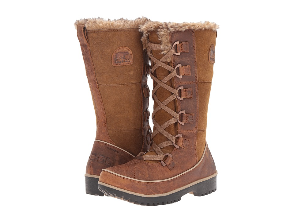 SOREL Tivoli High Premium (Autumn Bronze) Women