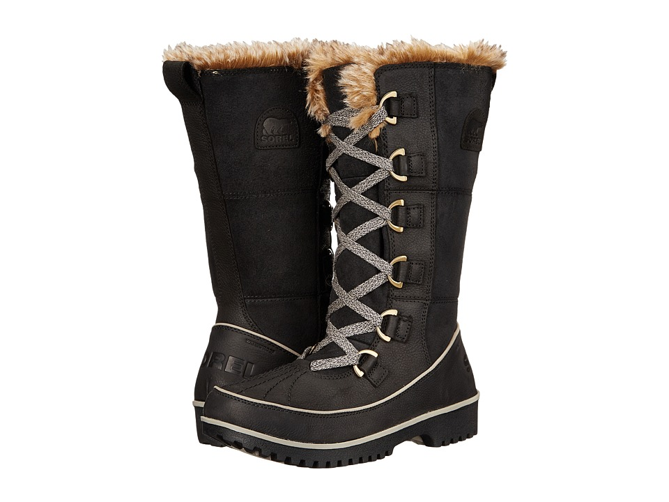 SOREL - Tivoli High Premium (Black) Women's Boots