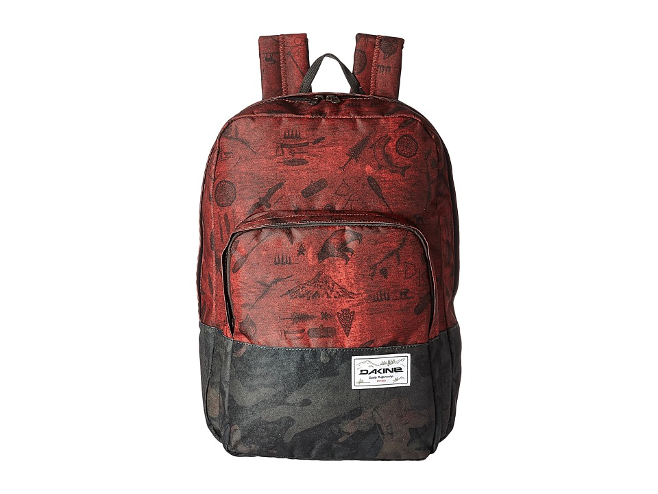 Dakine - Capitol Backpack 23L (Northwoods) Backpack Bags