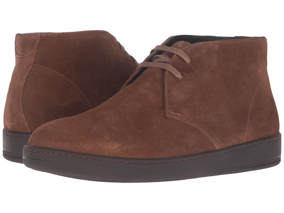 To Boot New York - Ian (Light Brown Suede) Men's Shoes