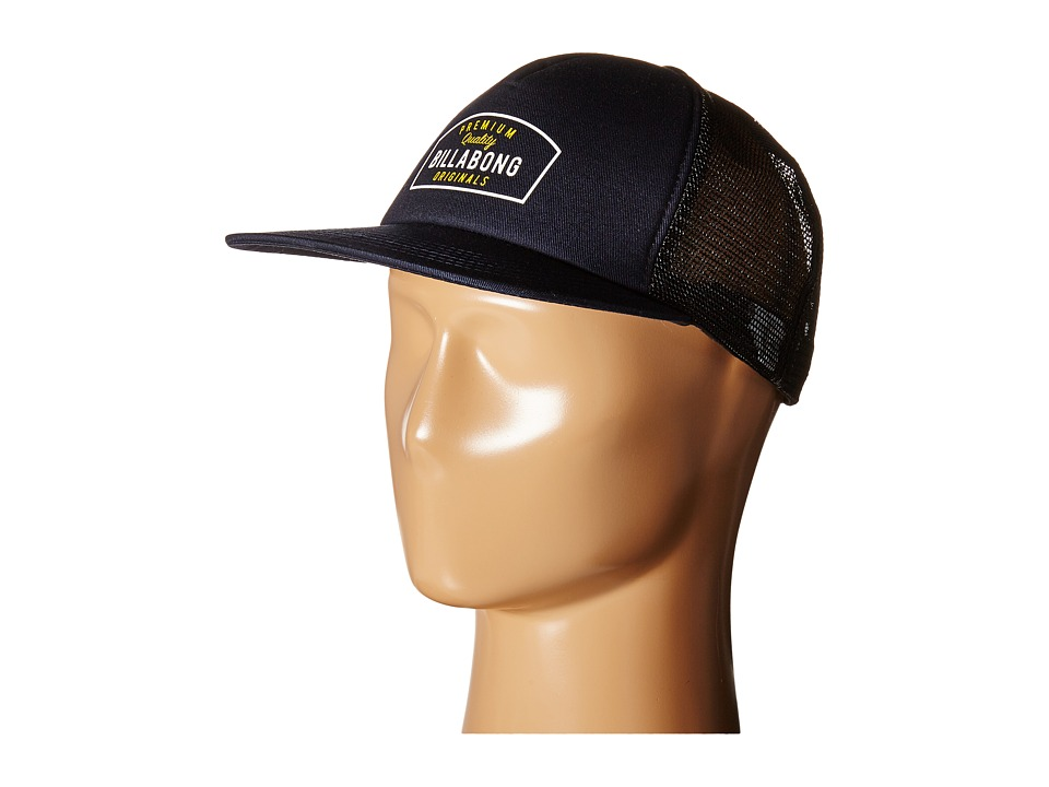 Billabong - Mindstate Trucker Hat (Navy) Caps