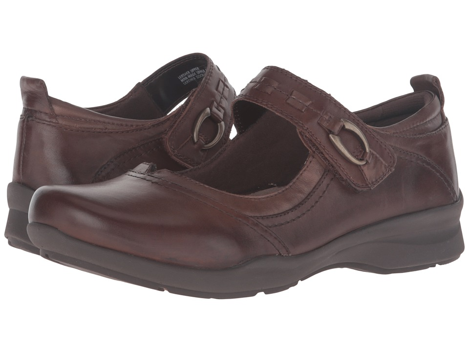 Earth - Angelica (Bark Full Grain Leather) Women's Maryjane Shoes