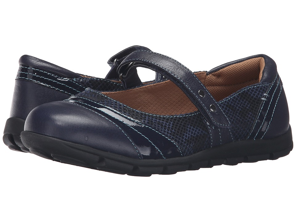 Comfortiva - Corwin (Navy/Night Navy/Peacoat Navy) Women's Maryjane Shoes