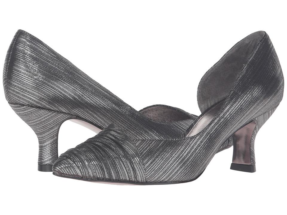Adrianna Papell Harriet (Pewter Byzantine Metallic) High Heels