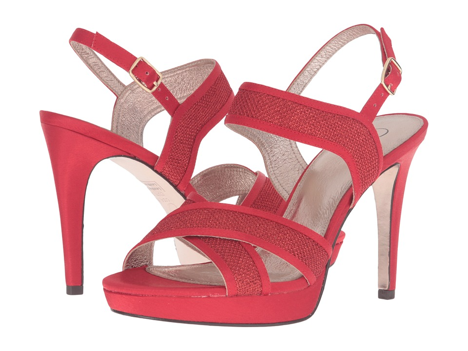 Adrianna Papell Ansel (Radish Jimmy Net) High Heels