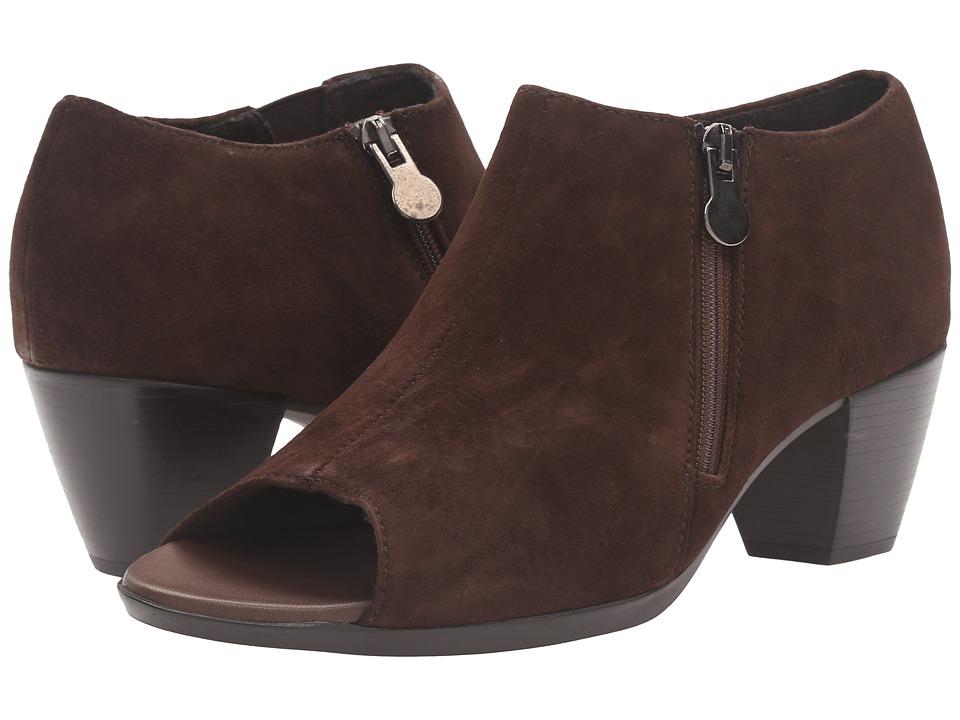 Munro - Luisa (Brown Kid Suede) High Heels