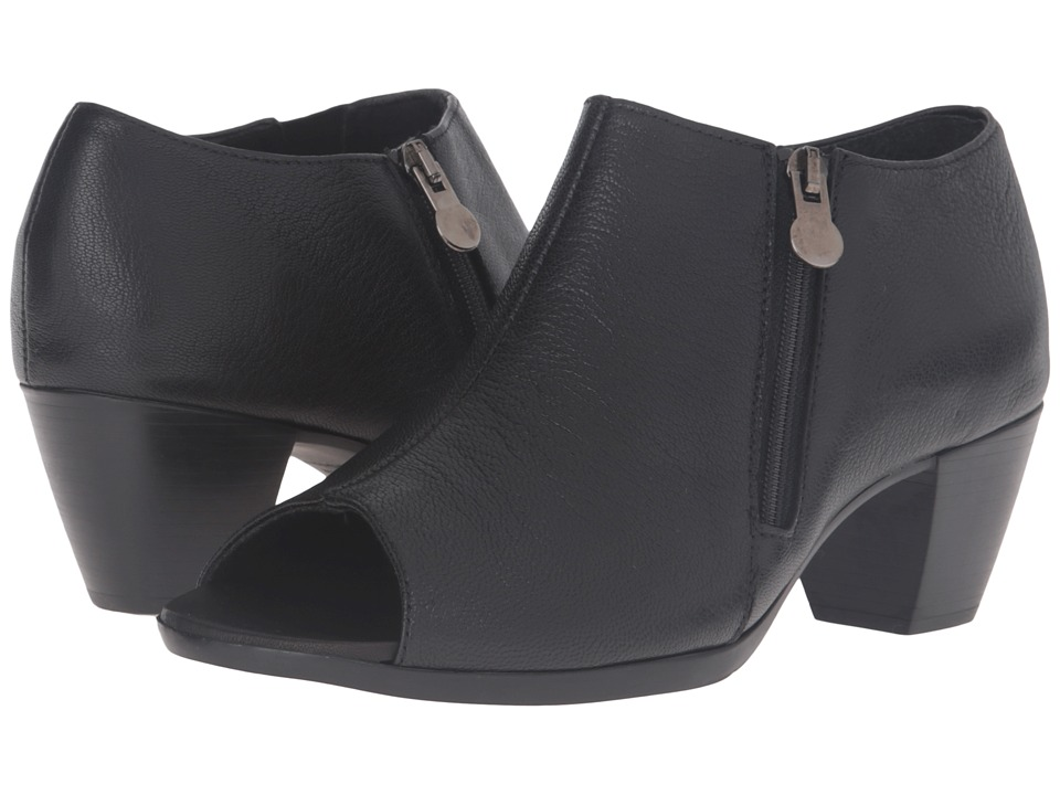Munro - Luisa (Black Kid) High Heels